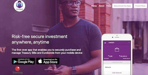 online savings platforms in Nigeria - i invest