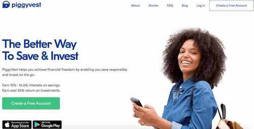 online savings platforms in Nigeria