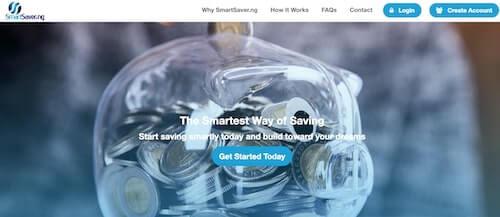 online savings platforms in Nigeria - smartsaver