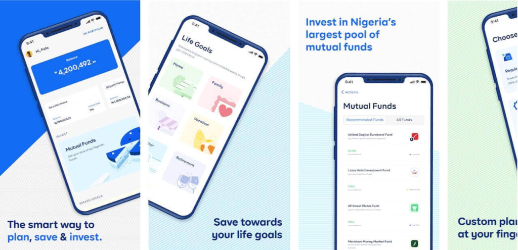 Cowrywise app review - how does it work