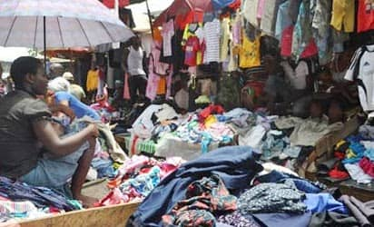 Okrika Thrift store business  as one of the business ideas in Nigeria