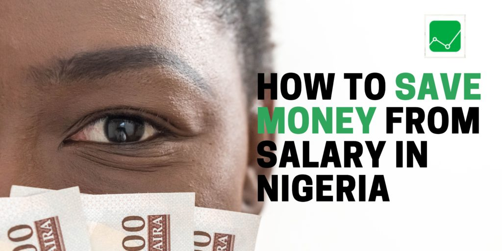 how to save money from salary in nigeria