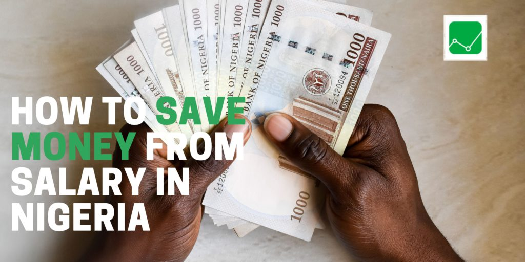 how to save from salary