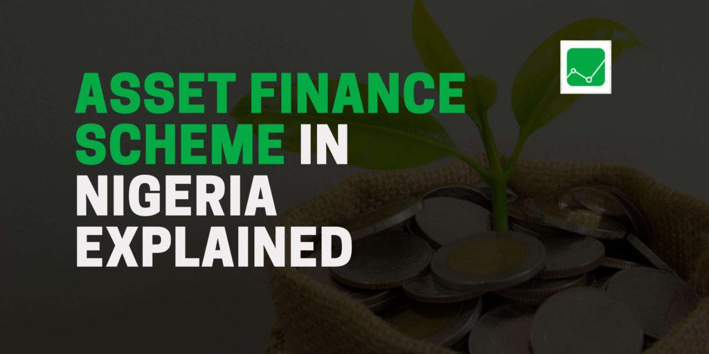 asset finance in nigeria